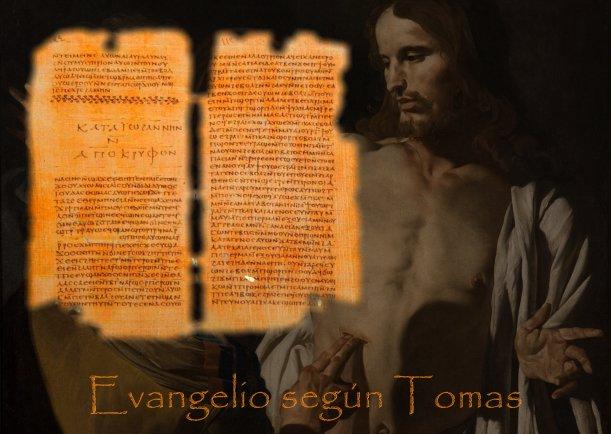 Evangelio según Tomás - Escrito por Tomas