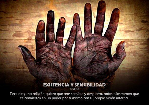 Existencia y sensibilidad - Escrito por Osho