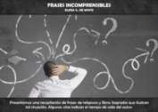 Frases incomprensibles - Elena G. de White (GPA # 2014)
