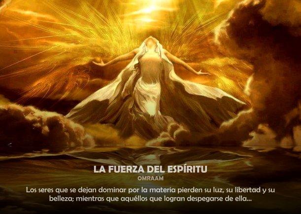La fuerza del espíritu