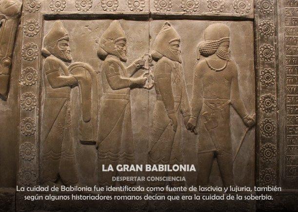 La gran babilonia - Escrito por Despertar Consciencia