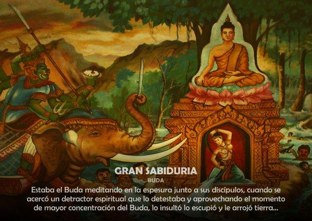 Gran sabiduría - Escrito por Buda