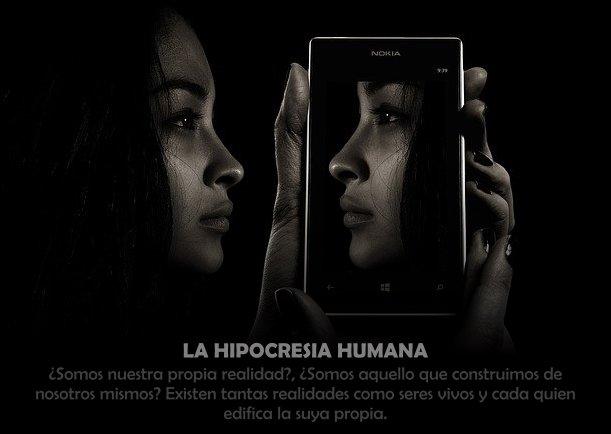 La hipocresía humana - Escrito por Brad Hunter
