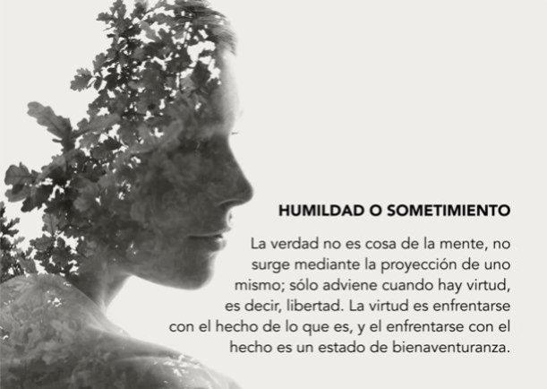 Humildad O Sometimiento