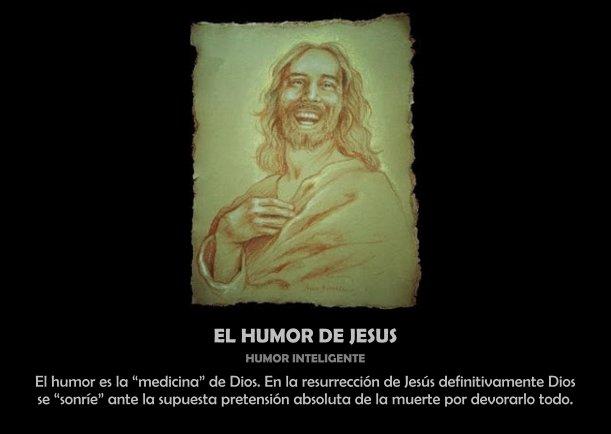 El humor de Jesús - Escrito por Humor Inteligente