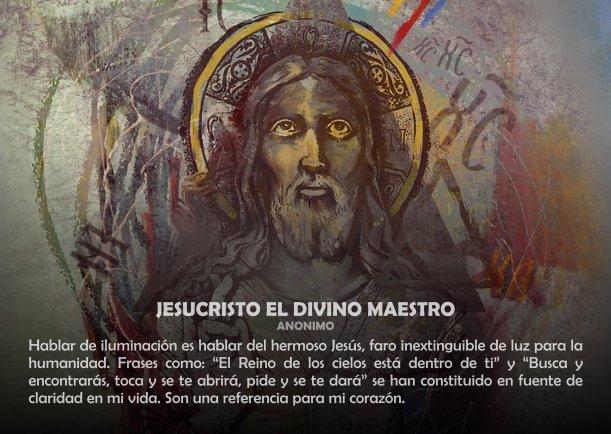 Jesucristo El Divino Maestro