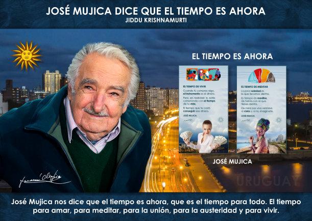José Mujica dice que el tiempo es ahora - Escrito por Jose Mujica