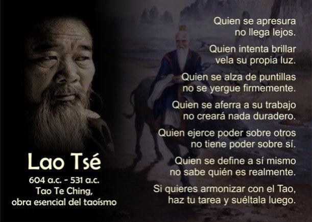 Lao Tse El Tao