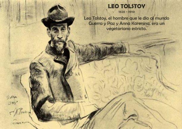 Curiosidades De León Tolstoi
