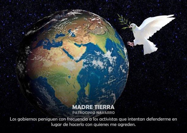 Madre tierra - Escrito por Patrocinio Navarro