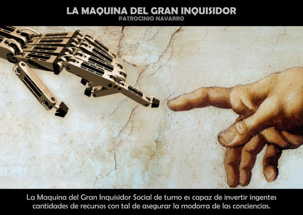 MAQUINA DEL GRAN INQUISIDOR Y DECADENCIA EN OCCIDENTE