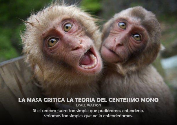La Masa Critica La Teoría Del Centésimo Mono