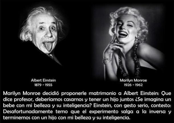 El matrimonio de Albert Einstein - Escrito por Albert Einstein