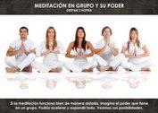 MEDITACIÓN EN GRUPO Y SU PODER