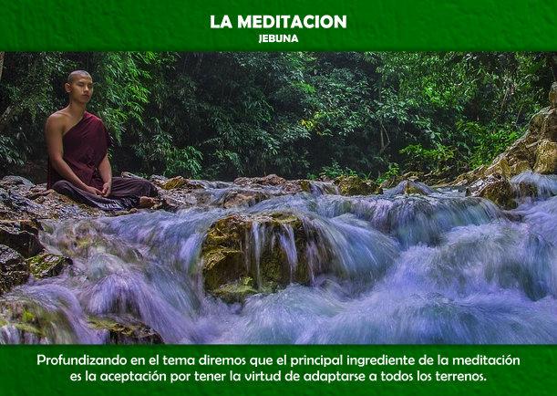 La meditación - Escrito por Jiddu Krishnamurti
