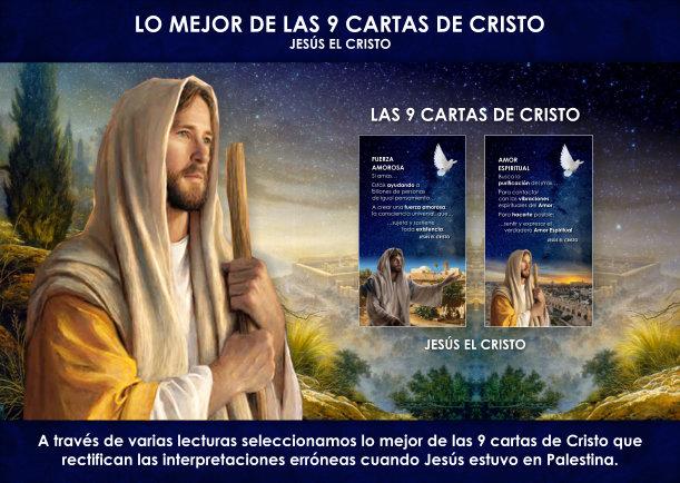 Lo mejor de las 9 cartas de Cristo - Escrito por Jesus el Cristo