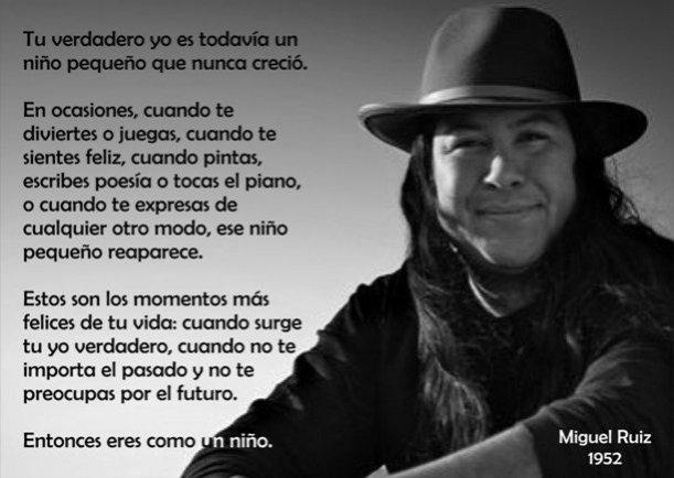 Biografía De Miguel Ruiz