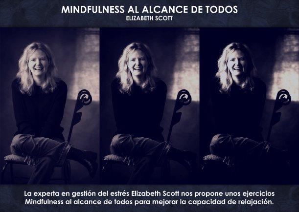 Mindfulness al alcance de todos - Escrito por Elizabeth Scott