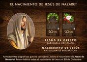 EL NACIMIENTO DE JESÚS DE NAZARET