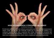 NIVEL DE CONSCIENCIA Y CONCIENCIA DEL MUNDO