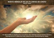 Nuevo mensaje de las 9 cartas de Cristo - La Iluminación