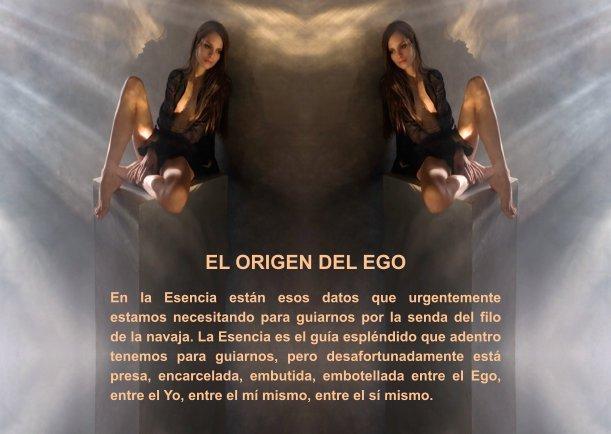 El origen del ego - Escrito por Samael Aun Weor