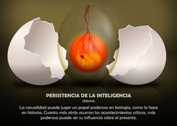 PERSISTENCIA DE LA INTELIGENCIA