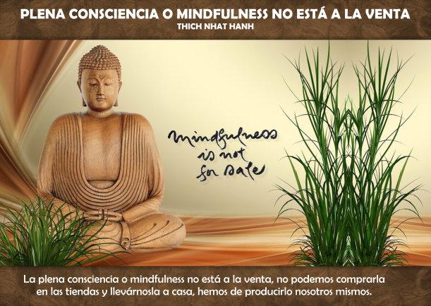 Plena Consciencia O Mindfulness No Está A La Venta