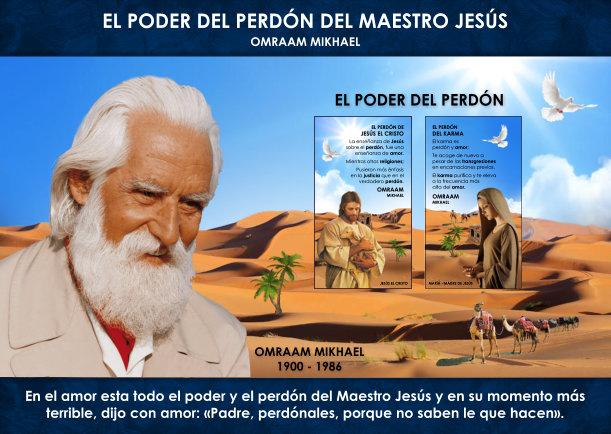 El poder del perdón del Maestro Jesús - Escrito por Omraam Mikhael
