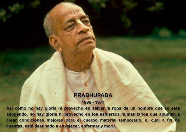 Biografía De Prabhupada