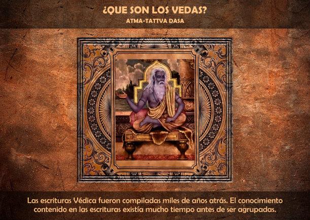¿Que son los escritos de los Vedas? - Escrito por Atma-tattva dasa