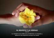 EL RESPETO Y LA VERDAD