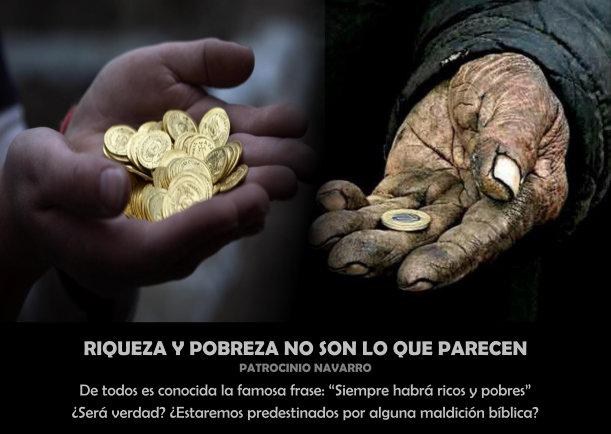 Resultado de imagen para pobreza riqueza