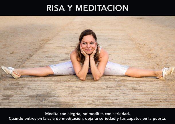 Risa y meditación - Escrito por Osho