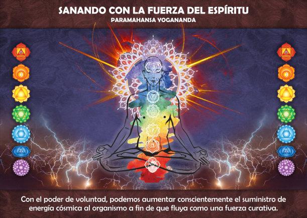 Sanando con la fuerza del espíritu - Escrito por Paramahansa Yogananda