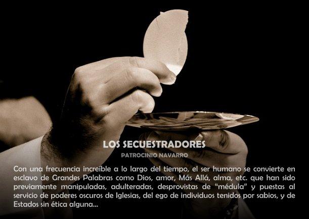 Los secuestradores - Escrito por Patrocinio Navarro