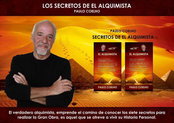 Los siete secretos de El Alquimista - Escrito por Paulo Coelho