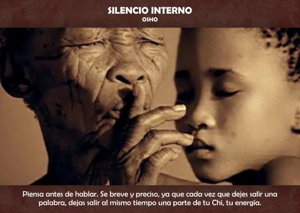 Silencio interno - Escrito por Osho