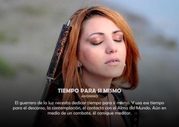 Tiempo para sí mismo - Escrito por Paulo Coelho