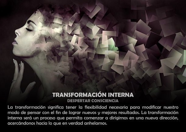Transformación Interna - Despertar Consciencia - despertar - consciencia (GAA # 1502)