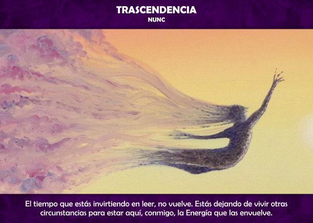 Trascendencia - Escrito por Nunc