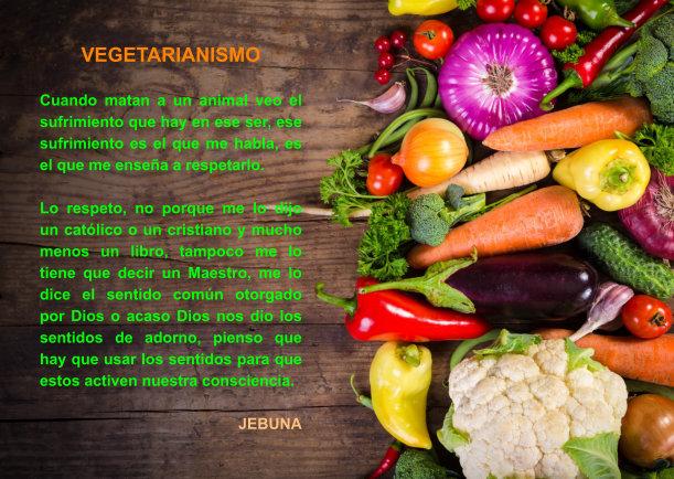 Vegetarianismo - Escrito por Veganos JBN