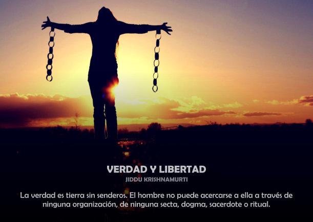 Verdad y libertad - Escrito por Jiddu Krishnamurti